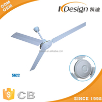 "Hot Power Saving Product 48"" 12V Bldc Ceiling Fan"