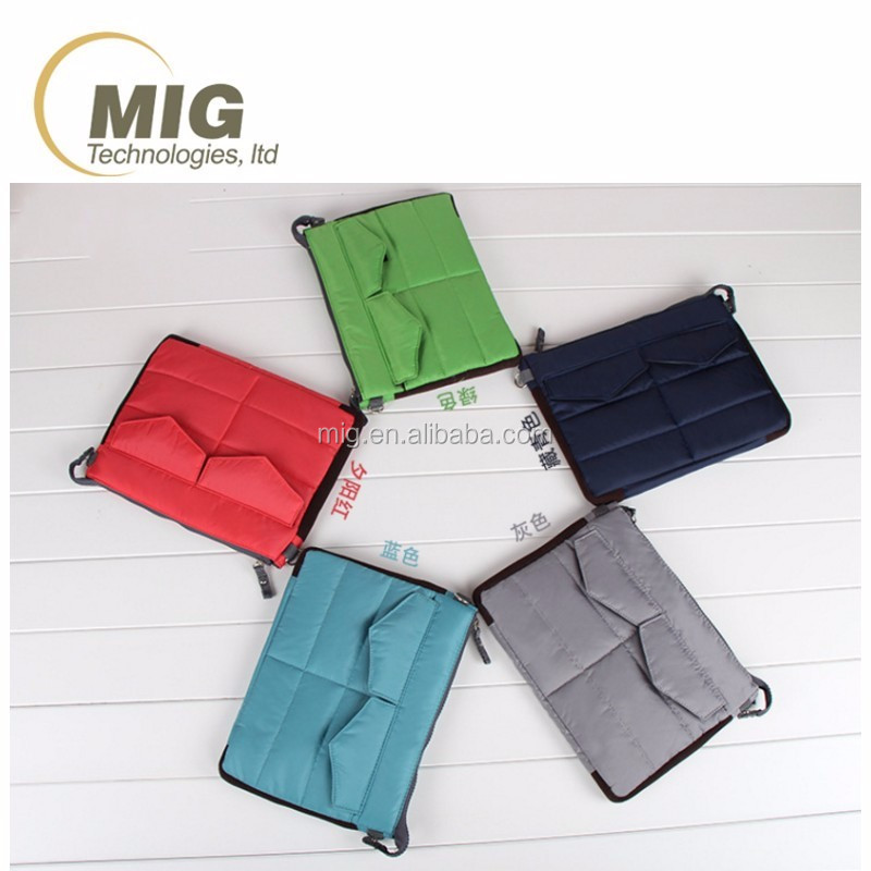 for ipad mini bag Soft Sleeve Bag Case Cover Pouch for Apple Ipad waterproof bag