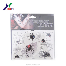 Best Seller OEM Custom Special Fashion Design hand Body Skin Safe Temporary Tattoo Sticker