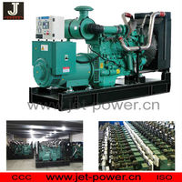 Auto Start diesel generator 90kva to 500kva diesel Heavy Electric Equipment