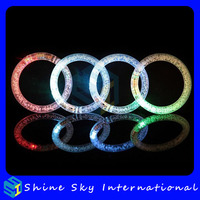 Kids gifts rgb led wristband bracelet, rgb led bracelet, new year/give away gifts flashing led wristband