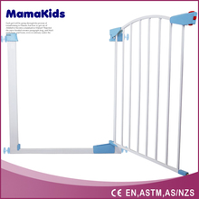 2016 best quality Baby Safety Products Metal Door Guard Chlid Safety Gate Auto Close Baby Gate