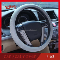 New Design Sporty and Soft Diamond Car Interior Accessories 4 Spoke Steering Wheel Cover