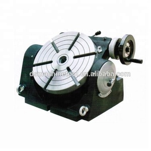 universal tilting table, tilting rotary table