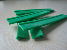 UHMW PE wear strip low price for conveyor chain and belt manufacturer