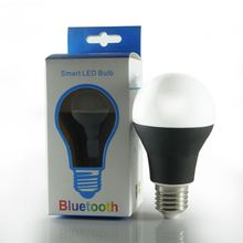 new product innovation Bluetooth air purifying led lamp anion led bulb 3w,Free APP