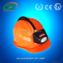 Waterproof ip67 ex-proof safety led cordless caplamp