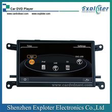 New 8inch Black Car DVD Player With Navigation