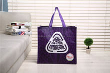 Most popular OEM quality new style shopping non woven bags foldable for sale