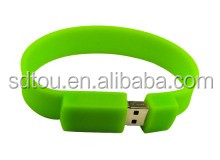 Best quality 4GB bracelet usb flash drives usb pen drive
