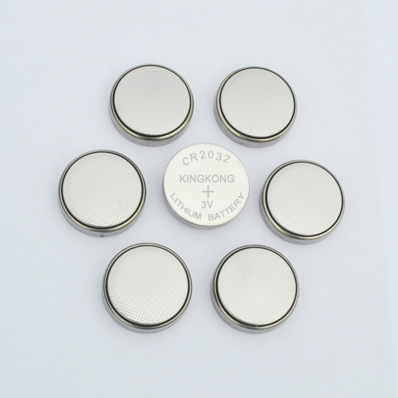 The best value 3v Lithium button cells battery CR2032 used for electronic watches