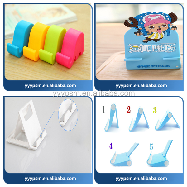 china cellphone accessories/gifts 2016 plastic mobile phone stand/desktop cell phone holder injection mould