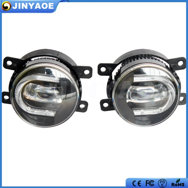 2016 newest emakrs 2 in 1 15w fog lights 2100lm DRL for sbt japan used cars