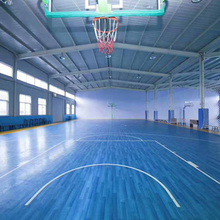 School Used Sport Court PVC Flooring For Basketball, Volleyball, Ping-Pong, Tennis Ball, Gym, Dancing