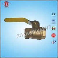 gas brass ball valves