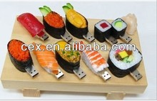 hot sale japanese food sushi usb