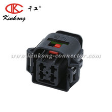 4 way female automotive electrical connector