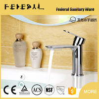 Automatic hot and cold water popular style wash basin mixer