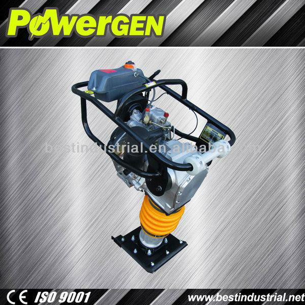 Top Seller!!!POWERGEN Powerful 14KN Diesel Compact Tamping Rammer