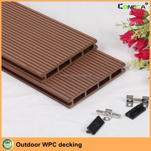 Good Price Anti-UV Floor Boards WPC zaun/WPC Deck/composite decking