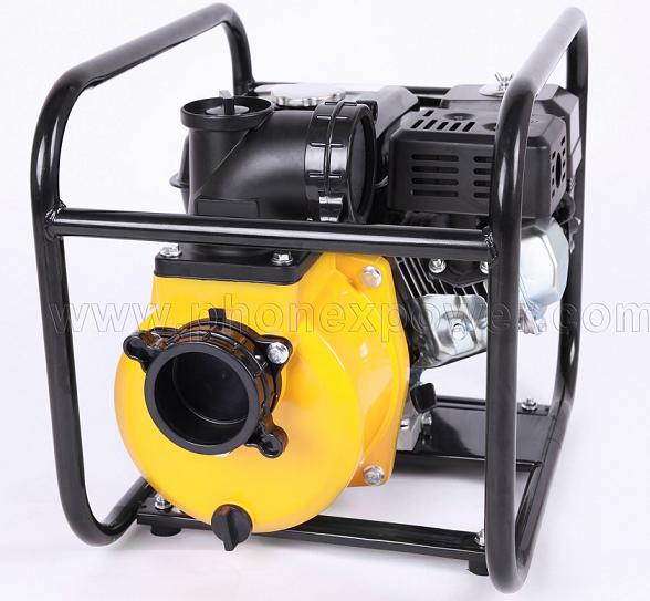 "3inch 3"" 8hp Portable Cast Iron Diesel High Pressure Water Jet Pump"