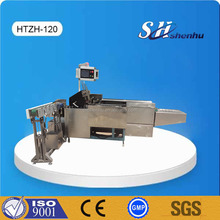 Full automatic hot glue box packing machine for toothpaste/ointment/cosmetics soft tube