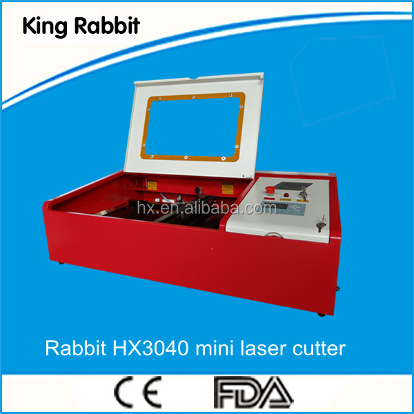 China supplier desktop mini laser cutter and engraver machine