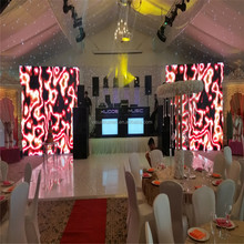 Super Market RGB Indoor Led Display Screen For decorate