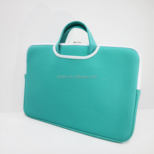 Hot sale water-proof leather laptop bag 11-15 inches sleeve case laptop bag