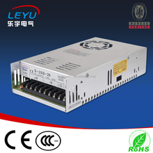 ac to dc 110v single output constant voltage 350w 5vdc 50A power switch supply for cctv screen frequency adapter S-350-5