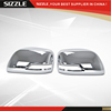 ABS Chrome Door Side Rearview Mirror Cover For Toyota Land Cruiser Prado FJ150 2014