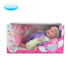 2017 newestreborn baby dolls silicone newborn for sale for kids