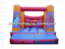 (Qi Liing) kids inflatable bounce bed