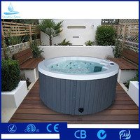 CE Approval Competitive Price Acrylic Balboa Massage Whirlpool Hot Tub Spa