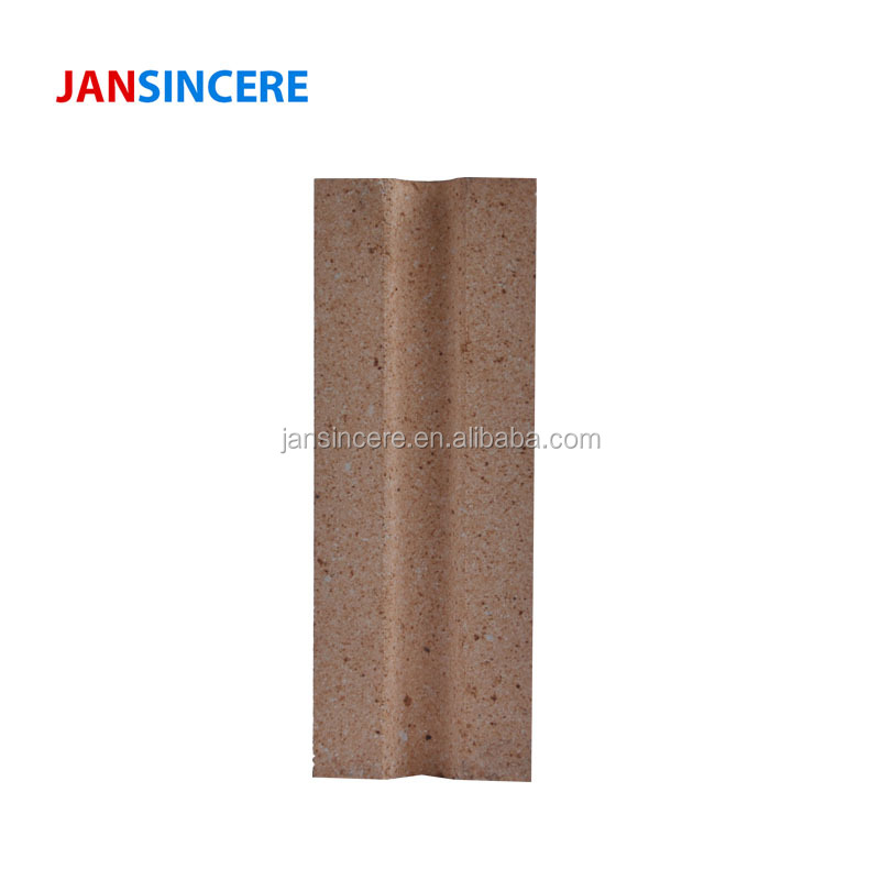 Competitice Quality New Type High RUL Low Creep Clay Brick For Ladle Furnace
