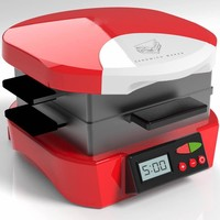 OTJ-323 Easy and convenient portable professional single sandwich maker
