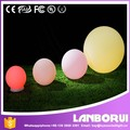 Decoration Led Ball With Rechargeable Battery
