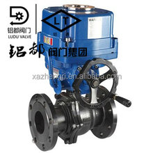 Factory direct high-quality Pneumatic 12inch ball valve