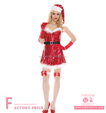 Christmas Costume Girls Sex Party Costumes Cosplay for Women