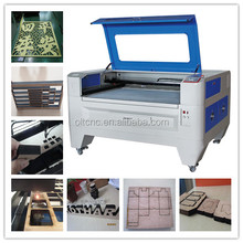 wood die board cnc laser cutting machine
