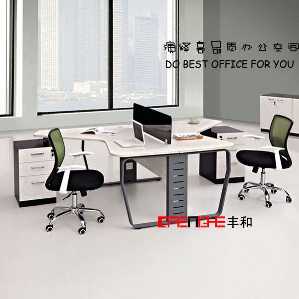 High Quality Office Furniture Workstation For 2 People