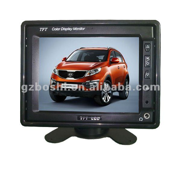 5.6 inch video parking monitor