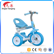 2017 new design baby tricycle ride on car kids scooter child three wheels bicycle