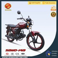 Gasoline Street Bike Hot Selling Model Classic Model Motorcycle SD110-14D