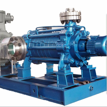 High Pressure multistage Casing centrifugal industry chemical plant slurry iron oil circulation pump