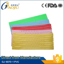 OEM Manufacture factory price party and sports full color printed tag band-aid