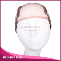 Adjustable Glueless Full Lace Wig Cap for Wig Making