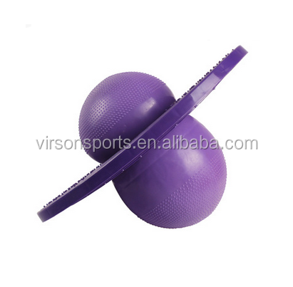 Virson Hot Sale Fashion Gym Fitness Durable PVC Inflatable Jumping Ball, Hopper Ball