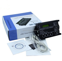 DC12-24V 20A 5 Channel output led time controller tc420