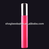 15ml perfume glass bottle screw glass tube bottle vial